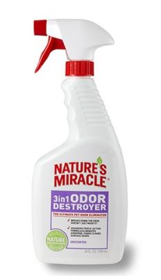 Nature's Miracle 3in1 Odor Destroyer
