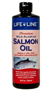 Lifeline Wild Salmon Oil