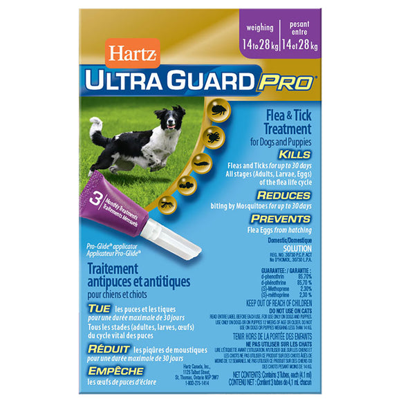 Hartz Ultra Guard PRO Dog