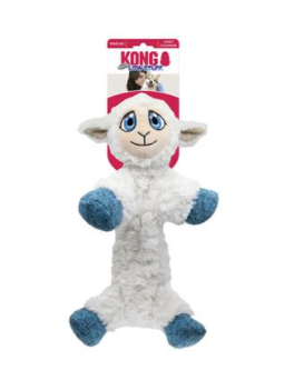 Kong Low Stuff Flopzie Lamb