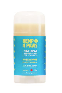 Hemp 4 Paws Nose & Paws Protection Balm