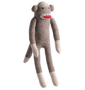 MultiPet Sock Pals Monkey