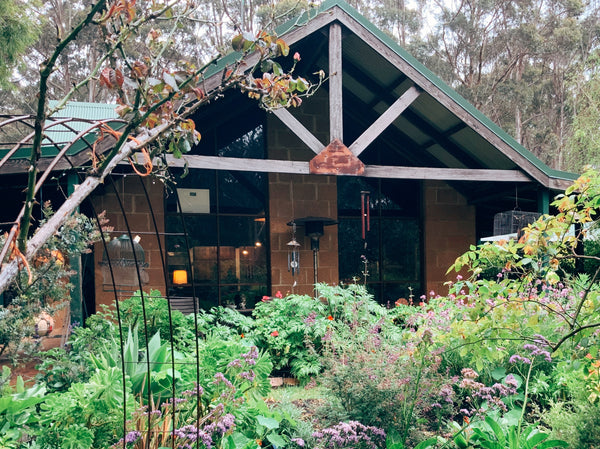 Forest house - retreat house