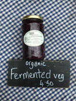 Fermented Beetroot