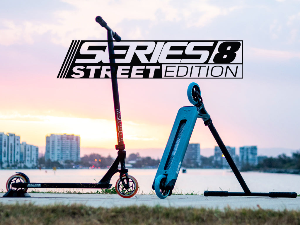 18% off all complete scooters