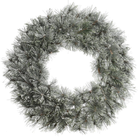 Frosted Cashmere Wreath
