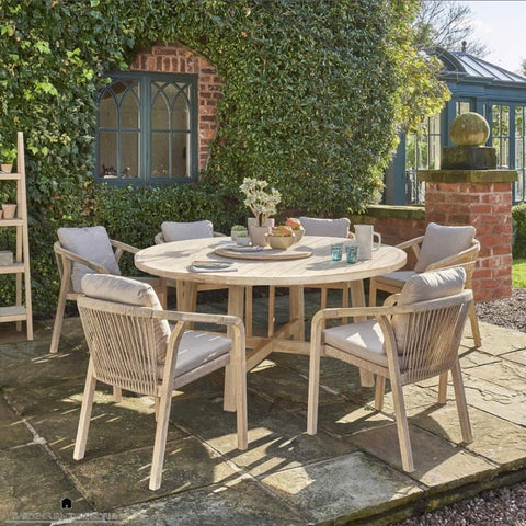 Santos Six Seater Dining Set