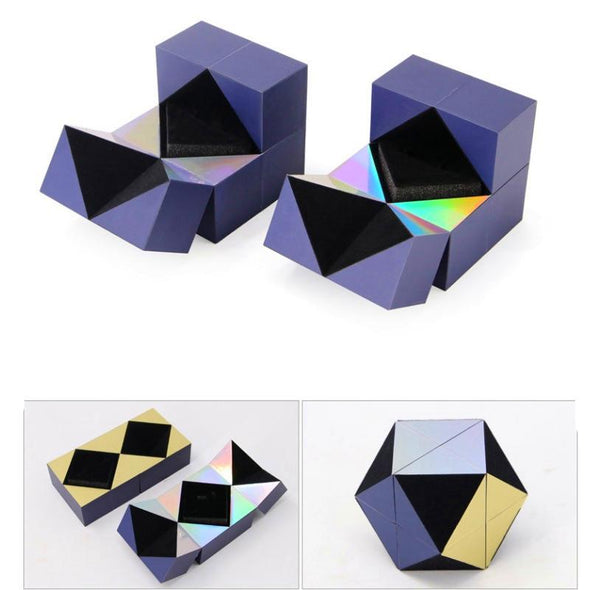 Creative Puzzle Jewelry Box