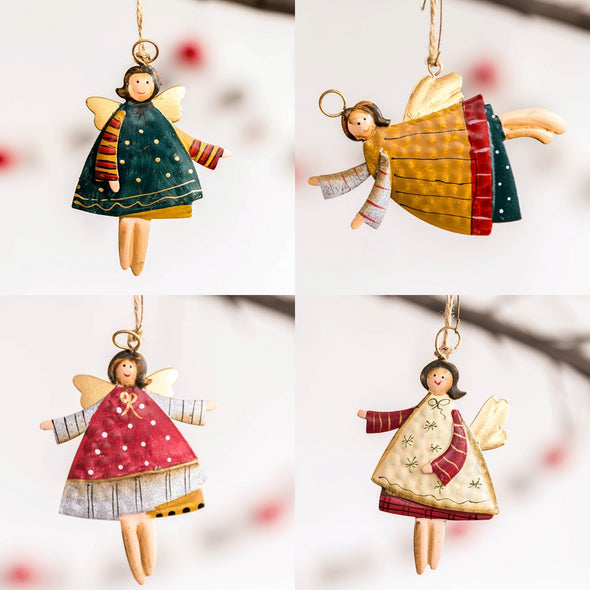 Christmas Ornaments Pendant Set(4 PCS)