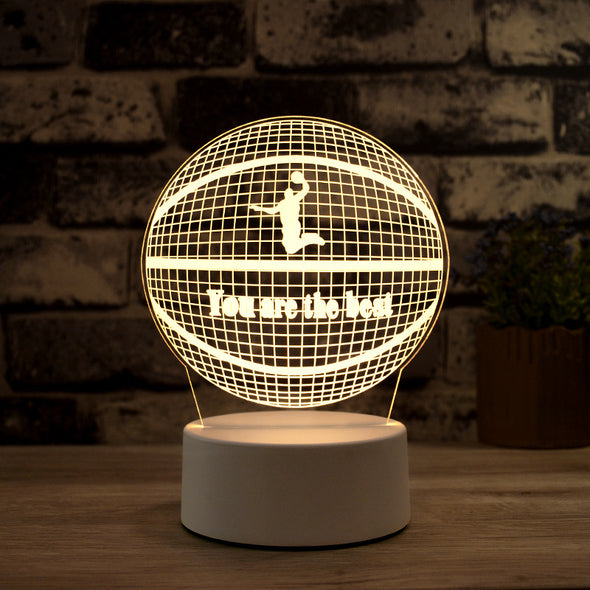 Dimmable 3D Night Light