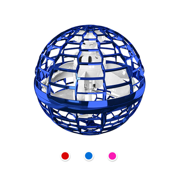 Magic Flying Toys Ball Built-in RGB Lights