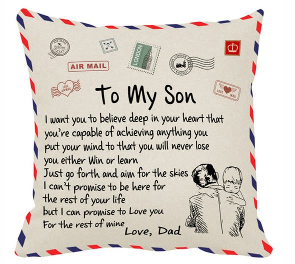 To Your Lover Pillow Case