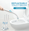 Toilet Brush With Disposable Cleaning Head