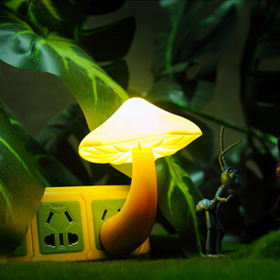 Mushroom Night Light