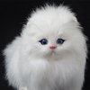 Realistic Cute Simulation Cat Pet Toy