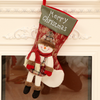 "Christmas Stockings Party Mantel Decorations 18""H x 9.5""W"