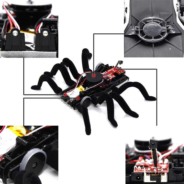 RC Spider Climber Scary Toy