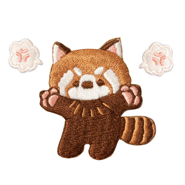 Embroidery Patch - Lesser Panda