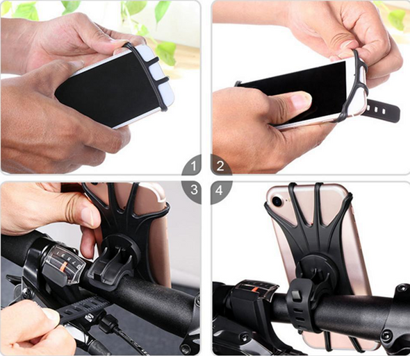Universal Bicycle&Motorcycle Handlebar Bracket