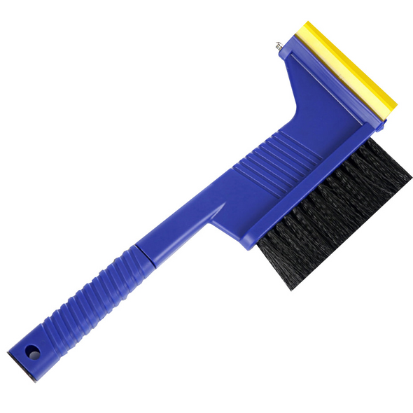 Multifunction Snow Brush and Detachable Ice Scraper