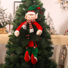 Cute Christmas Tree Decoration Plush Toy