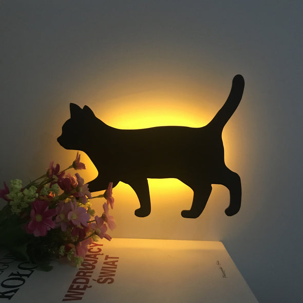 Cute Voice Activated Lamp