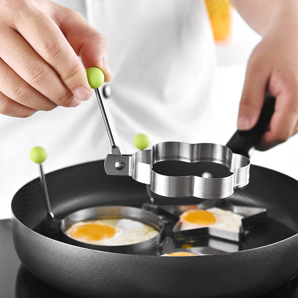 Stainless Steel Omelette Device