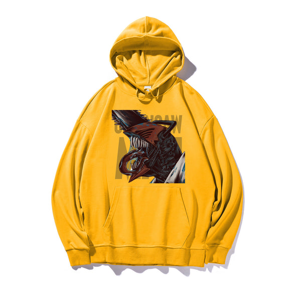 Customized Anime Hoodie