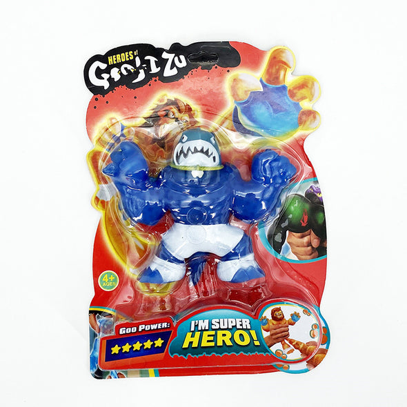 Super Heroes Decompression Toy