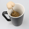 Silicone Poo Tea Strainer Filter