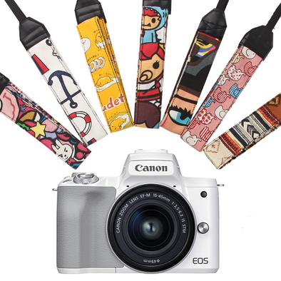 Personalized Camera Neck Shoulder Strap Belt