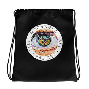 Moonwood Movement Reverse Drawstring Bag