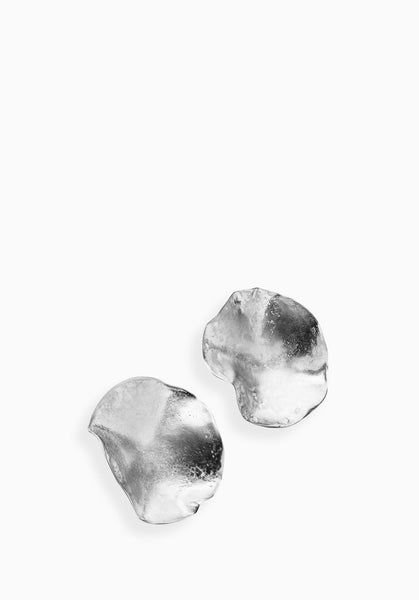 Bloom Earrings | Silver
