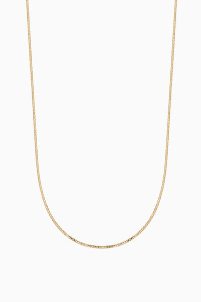 Cartier Chain | Solid 18k Yellow Gold