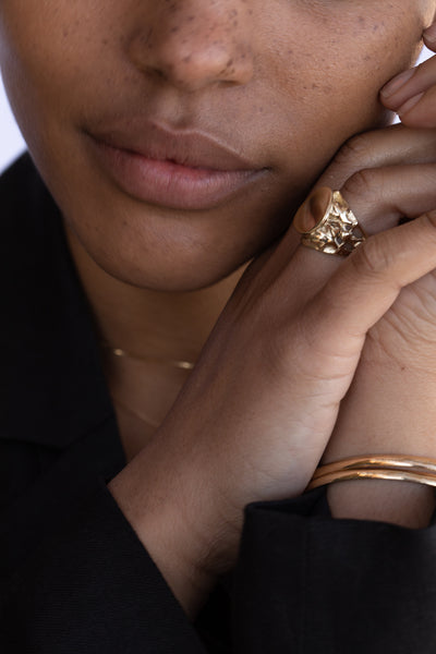 Classic Bangle | Gold