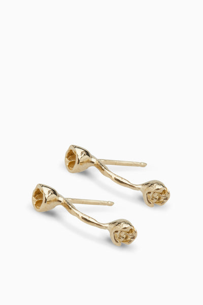 Blossom Earrings | Gold