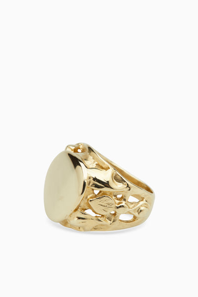 Reflection Ring | Gold