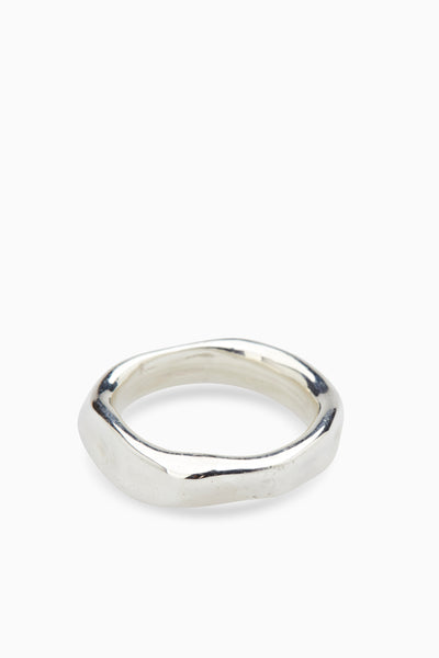 Swell Ring | Silver
