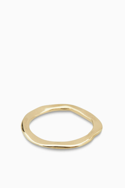 Wave Ring | Gold