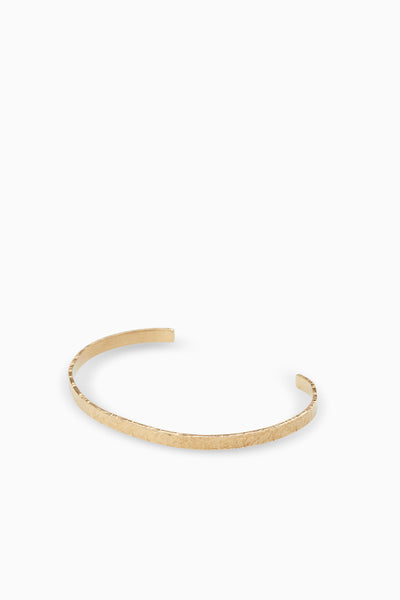 Battered Cuff | Gold