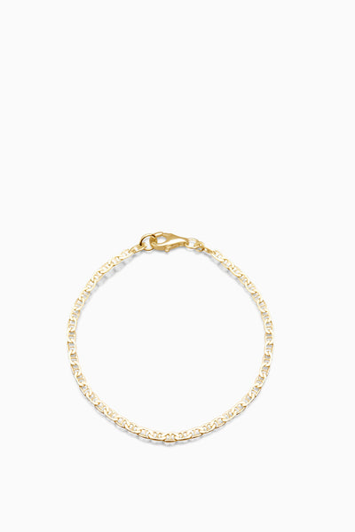 Anchor Bracelet | Gold