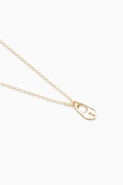 Treasure Necklace | Gold