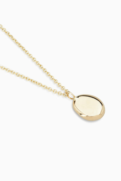 Ingot Necklace 2.0 | Gold