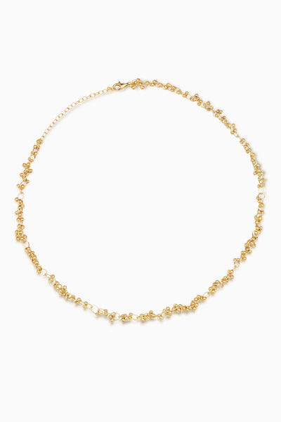 Cherrie Necklace | Gold