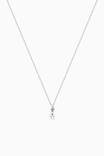 Little Lady Necklace | Silver