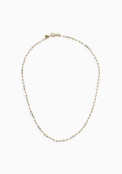 Box Chain Choker | Gold