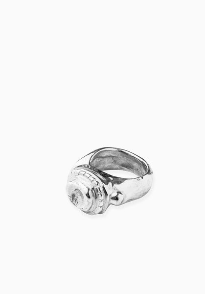 Edge Ring | Silver