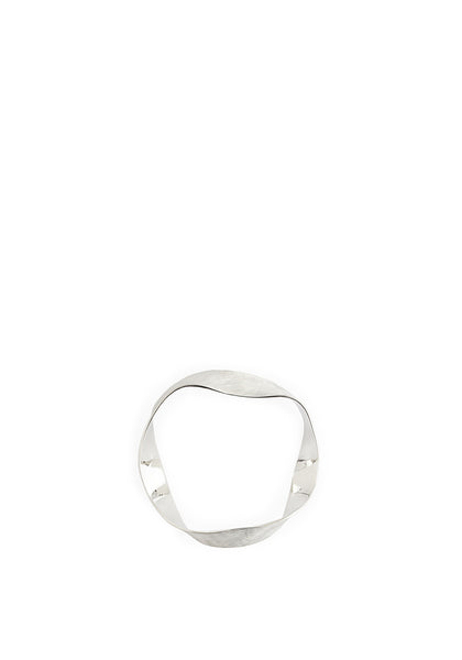 Linden Cook x Viktoria & Woods Bangle | Silver