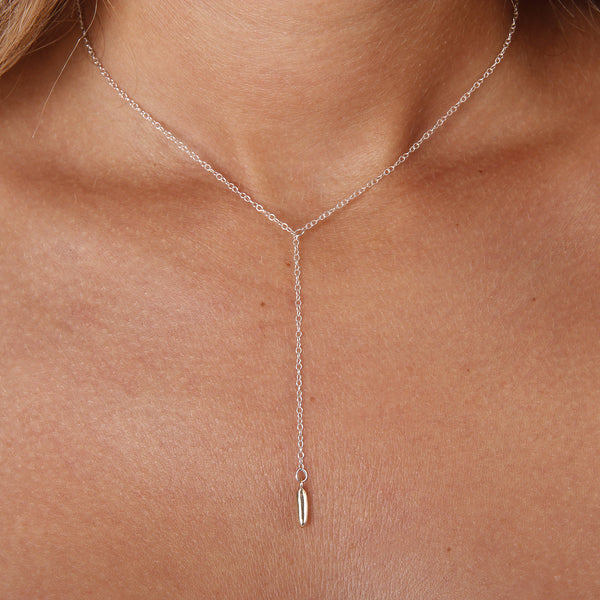 Madi Drop Necklace