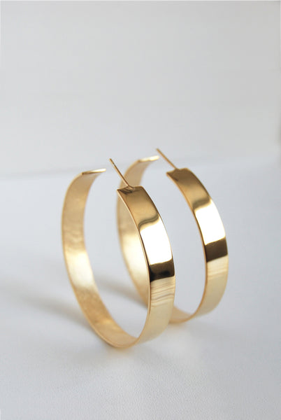 Halcyon Hoops | Gold